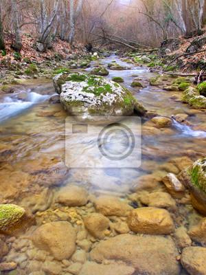 Rzeki i kamienie