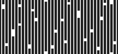 Naklejka Seamless lines geometric pattern, abstract minimal vector background with parallel stripes, lined design for wallpaper or website.
