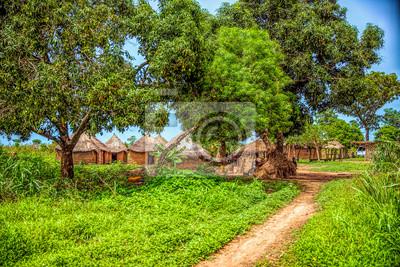 Naklejka Sepeteri, Nigeria