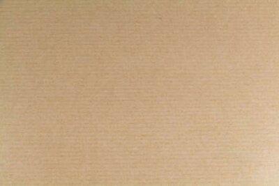 Naklejka Sheet of beige kraft paper as background