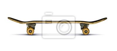 Naklejka Skateboard