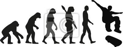 Skateboard ewolucja
