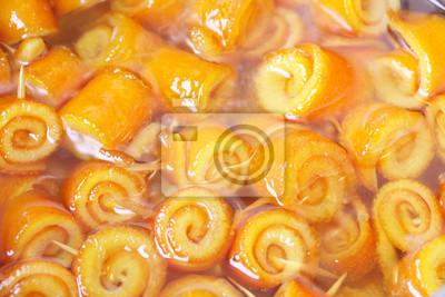 skórka pomarańczowa dżem