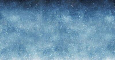 Naklejka Śnieg tle