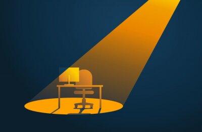 Naklejka Software Developers Shortage - staff searching