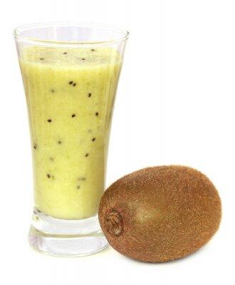 Naklejka sok z kiwi