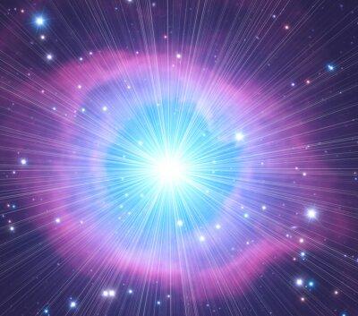Naklejka Space Nebula.