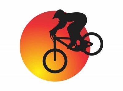 Naklejka Sporty rowerowe