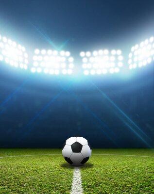 Naklejka Stadium I piłka nożna