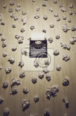 Stare maszyny do pisania