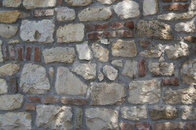 Naklejka Stare Miasto ściany