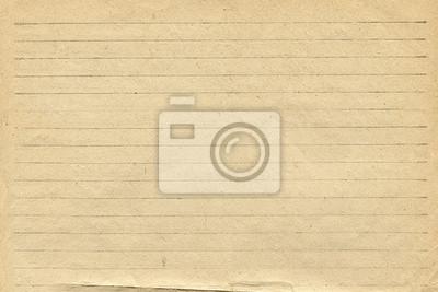 Naklejka Stare tekstury papieru