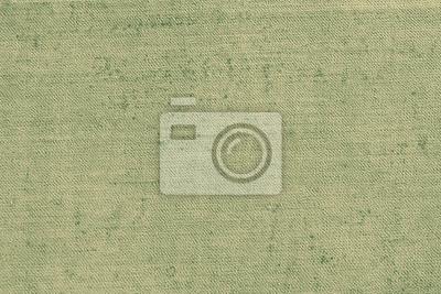 Stary Zielona Tekstura tkaniny