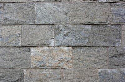 Naklejka Steinmauer Grau
