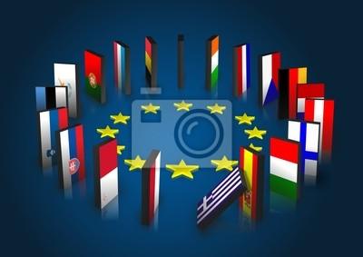 Strefa euro kippt - Dominoeffekt