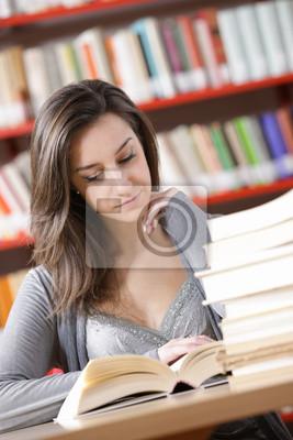 Naklejka student
