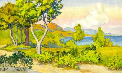 Naklejka Sunshine Coast