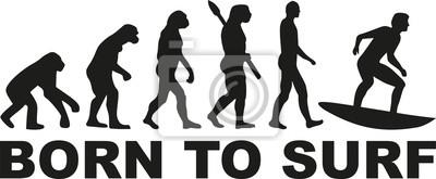 Surfowanie ewolucję - narodził się surfować