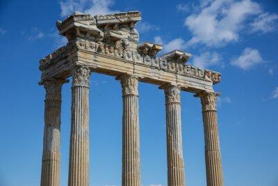 Naklejka Świątynia Apolla w Side