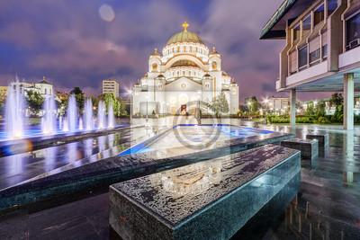 Świątynia św Sawy