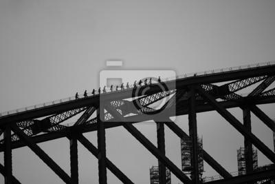 Naklejka Sydney Harbour Bridge Climb