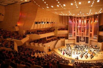 Naklejka symphony orchestra 2