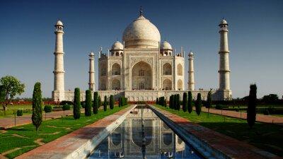 Naklejka Taj Mahal