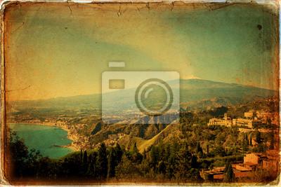 Taormina, Etna - Sycylia