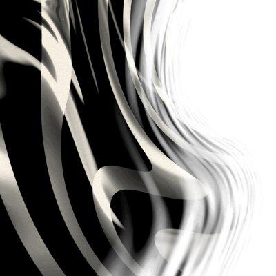 Naklejka Tekstury skóry zebry