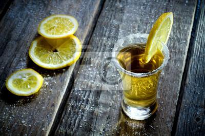 Naklejka tequila