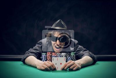 Texas Hold'em poker: zwycięzca
