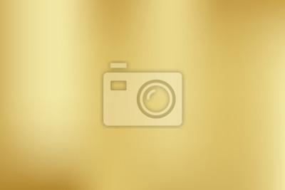Naklejka Tło wektor złoto niewyraźne gradientu stylu. Holograficzne tło. Abstrakt gładka kolorowa ilustracja, ogólnospołeczna medialna tapeta