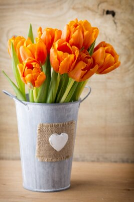 Naklejka Tulip.