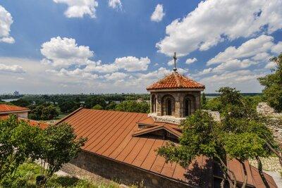 Twierdza Belgrad i św Petka kapliczka