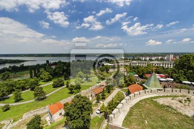 Twierdza Belgrad i widok panoramiczny