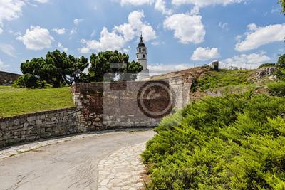 Twierdza Belgrad i wieża zegarowa