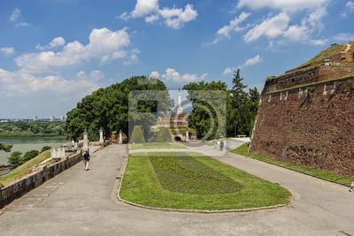 Twierdza Belgradu i panorama