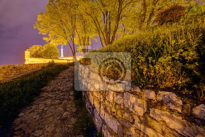 Twierdza Belgradu i park Kalemegdan