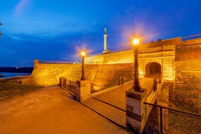 Twierdza Belgradzka i pomnik zwycięzcy