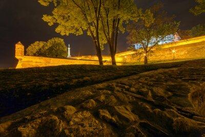 Twierdza i park w Belgradzie