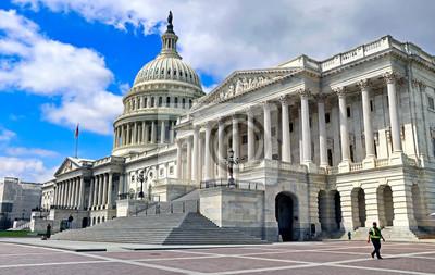 Naklejka U.S. Capitol Building in Washington DC