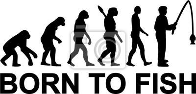 Urodził się łowić Evolution Rybak