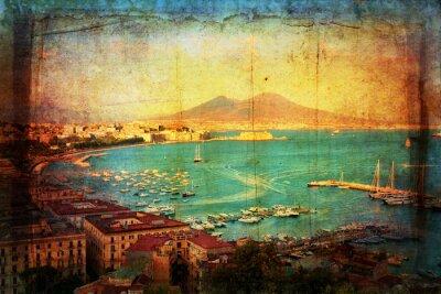 Veduta del Golfo di Napoli