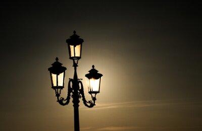 Naklejka Venetian Lantern