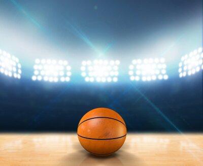 Naklejka Volleyball Oświetlenie Koszykówka