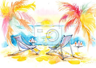 Naklejka wakacje
