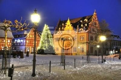 Weihnachten w Groß-Umstadt