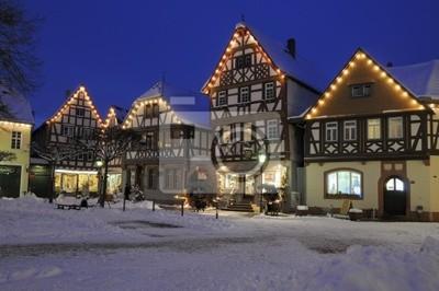 Weihnachten w Seligenstadt
