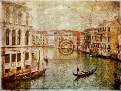 Wenecja - Canal Grande