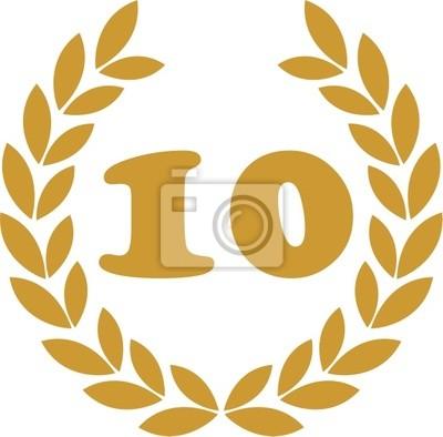 wieniec laurowy 10